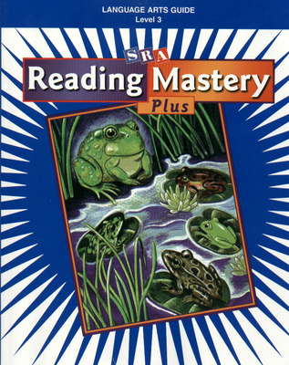 Reading Mastery Plus Grade 3, Language Arts Guide