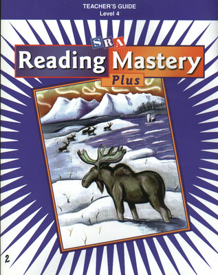 Reading Mastery Plus Grade 4, Additional Teacher Guide