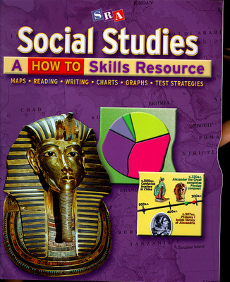 Skills Handbook: Using Social Studies, Student Edition Level 6