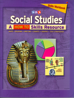 Skills Handbook: Using Social Studies, Workbook Level 6