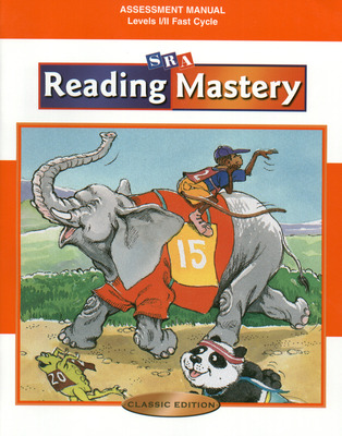 Reading Mastery Classic Fast Cycle, Assessment Manual