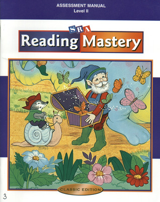 Reading Mastery Classic Level 2, Assessment Manual