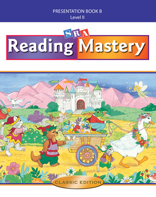 Reading Mastery II 2002 Classic Edition, Teacher Presentation Book B
