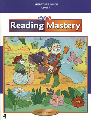 Reading Mastery Classic  Level 2, Literature Guide