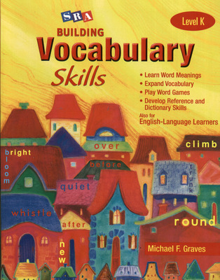 Building Vocabulary Skills, Student Edition, Level K
