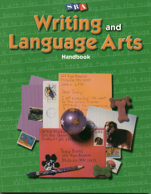 Writing and Language Arts, Writer's Handbook, Grade 2