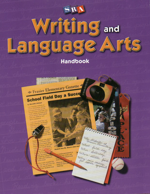 Writing and Language Arts, Writer's Handbook, Grade 4