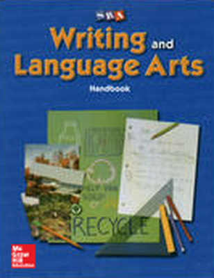 Writing and Language Arts, Writer's Handbook, Grade 6