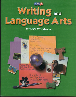Writing and Language Arts, Writer's Workbook, Grade 2