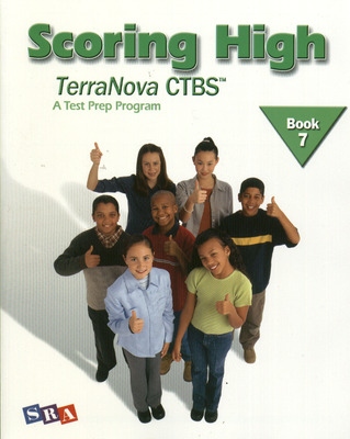 Scoring High on the TerraNova CTBS, Student Edition, Grade 7