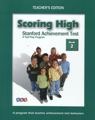Scoring High on the SAT/10, Teacher's Edition and Poster Package, Grade 2
