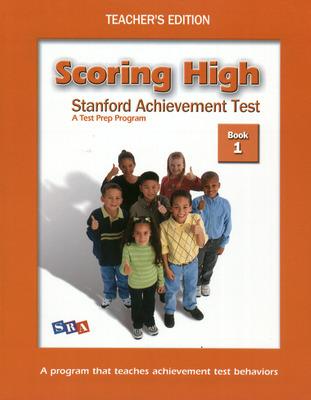Scoring High on SAT, Teacher Edition Grade 1