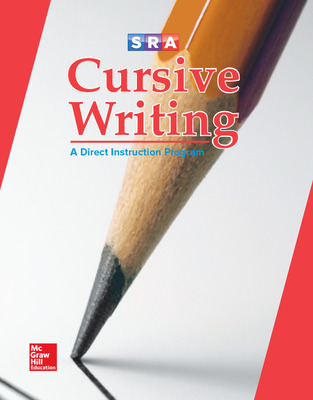 Cursive Writing Program, Student Workbook