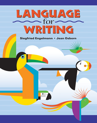 Language for Writing, Student Textbook (softcover)