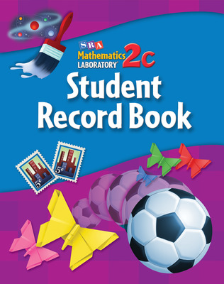 Math Lab 2c, Level 6; Student Record Book (5-pack)