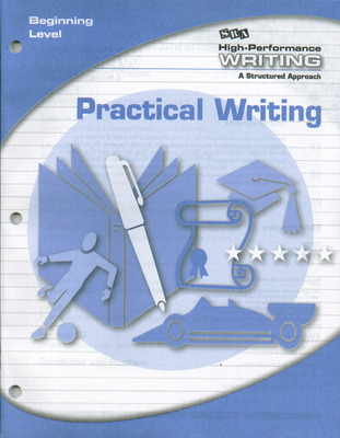 High-Performance Writing Beginning Level, Practical Writing
