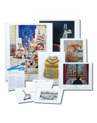 Art Prints for Theme Enrichment - Games