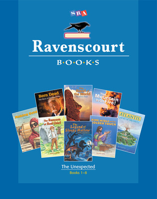 Ravenscourt Books - The Unexpected, Chapter Books (Set of 8 titles)
