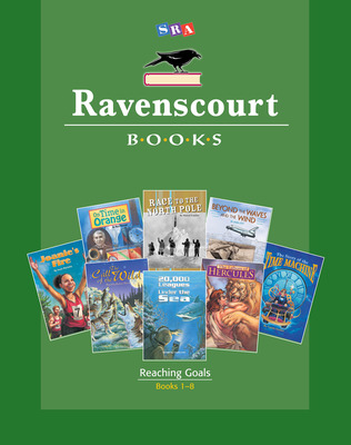 Ravenscourt Books - Reaching Goals, Chapter Books (Set of 8 titles)