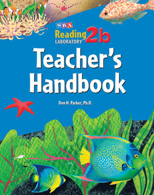 Reading Lab 2b, Teacher's Handbook, Levels 2.5 - 8.0'