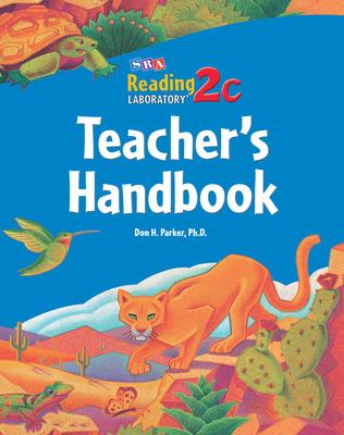Reading Lab 2c, Teacher's Handbook, Levels 3.0 - 9.0