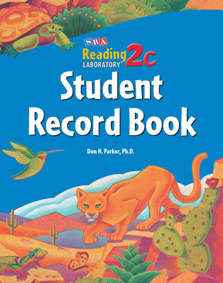 Reading Lab 2c, Student Record Book (5-pack), Levels 3.0 - 9.0