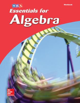 Essentials for Algebra, Student Workbook