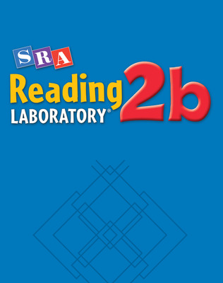 Reading Laboratory 2B, Power Builders: Red
