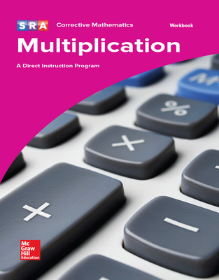 Corrective Mathematics Multiplication, Workbook