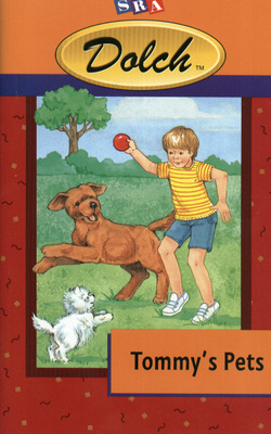 Dolch® First Reading Books Tommy's Pets (First Reading Books)'