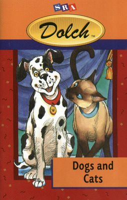 Dolch®First Reading Books Dogs and Cats (First Reading Books)