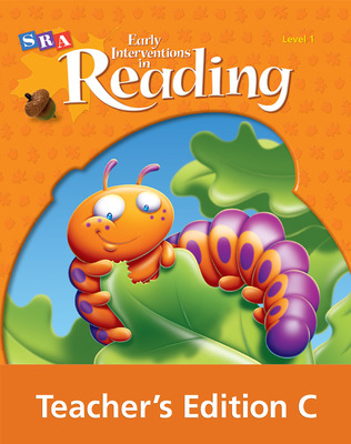 Early Interventions in Reading Level 1, Teacher's Edition Book C