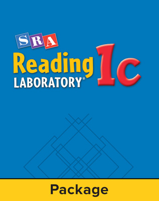 Reading Lab 1c, Student Record Book (Pkg. of 5), Levels 1.6 - 5.5