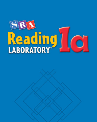 Reading Laboratory 1A, Brown Power Builder
