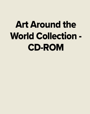 Art Around the World Collection - CD-ROM