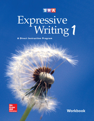 Expressive Writing Level 1, Workbook