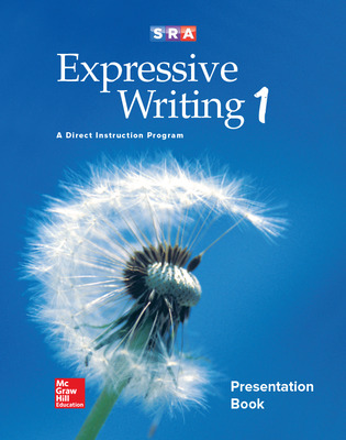 Expressive Writing Level 1, Teacher Presentation Book