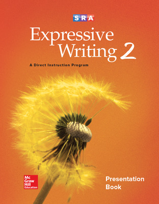 Expressive Writing Level 2, Teacher Presentation Book