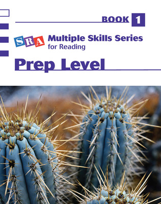 Multiple Skills Series, Prep Level Book 1
