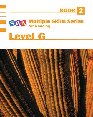 Multiple Skills Series, Level G Book 2