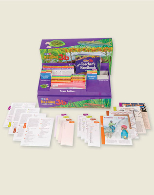 Reading Lab 3b, Complete Kit, Levels 4.5 - 12.0