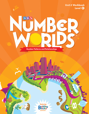 Number Worlds Level E, Student Workbook Number Patterns (5 pack)