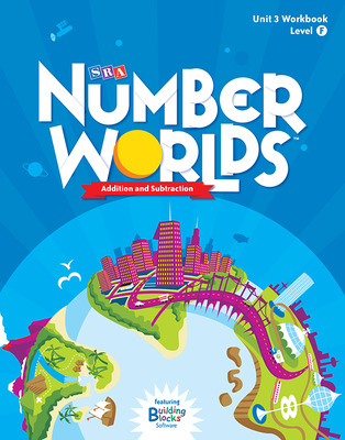 Number Worlds Level F, Student Workbook Addition & Subtraction (5 pack)