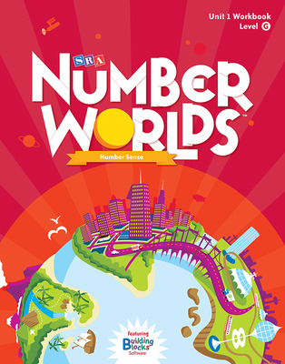 Number Worlds Level G, Student Workbook Number Sense (5 pack)