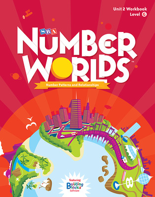 Number Worlds Level G, Student Workbook Number Patterns (5 pack)