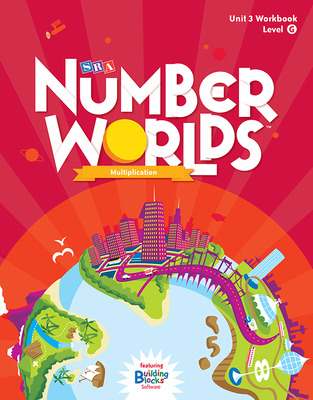 Number Worlds Level G, Student Workbook Multiplication (5 pack)