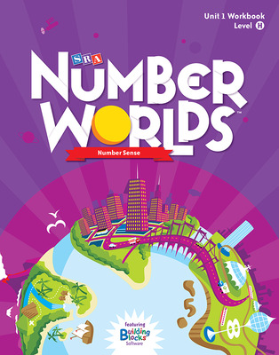 Number Worlds Level H, Student Workbook Number Sense (5 pack)