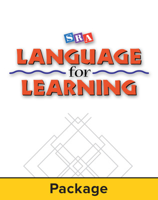 Language for Learning, Teacher Materials Kit