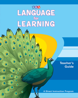 Language for Learning, Teacher Guide
