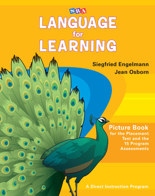 Language for Learning, Picture Book Assessment